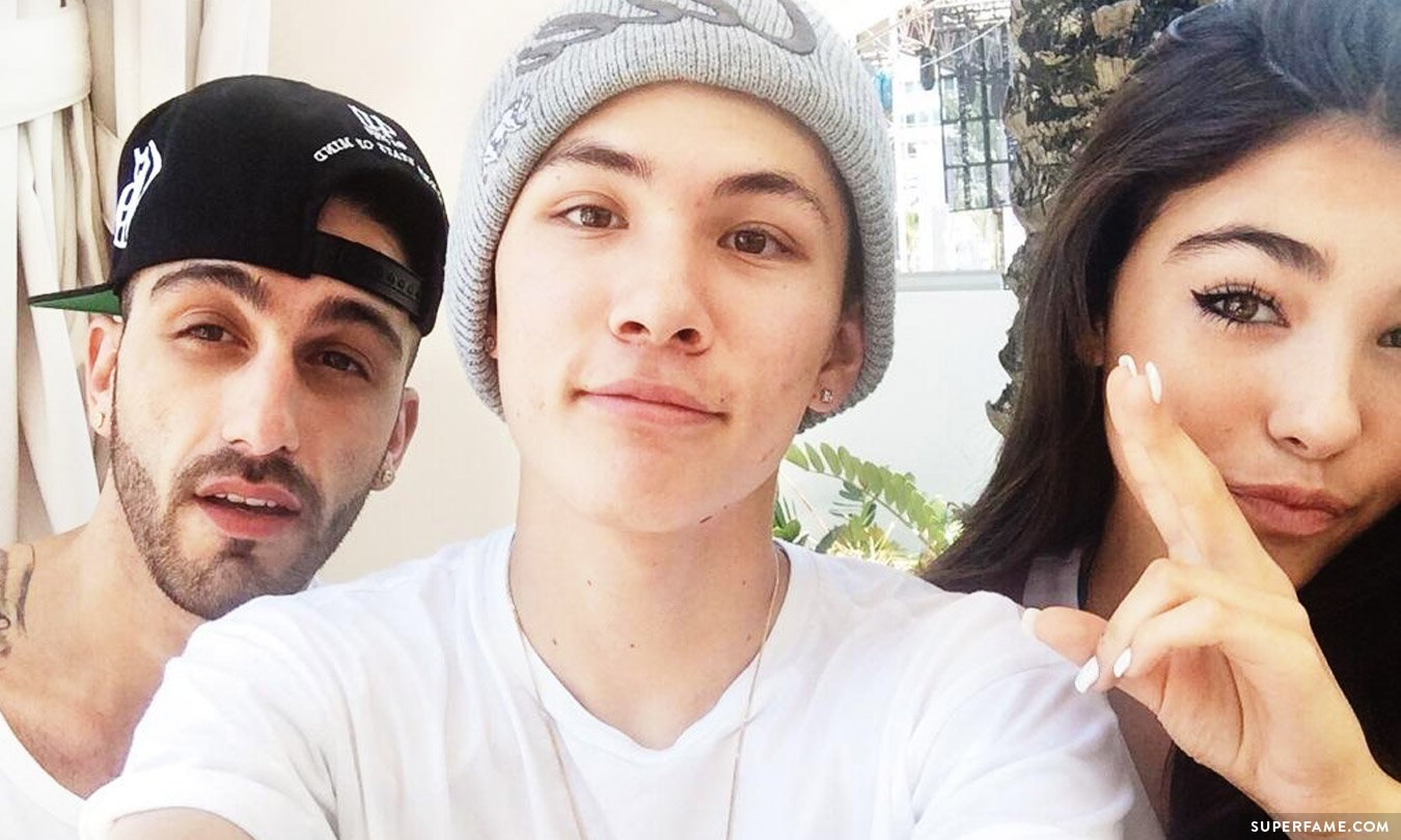 Carter Reynolds Caught On Video I Hate My Fans Superfame