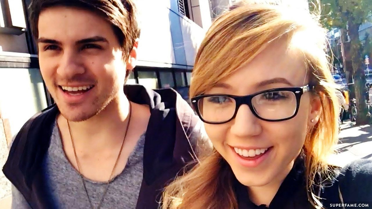 Anthony Padilla Is Staying Vegan Despite Split With Peta Activist Kalel Superfame