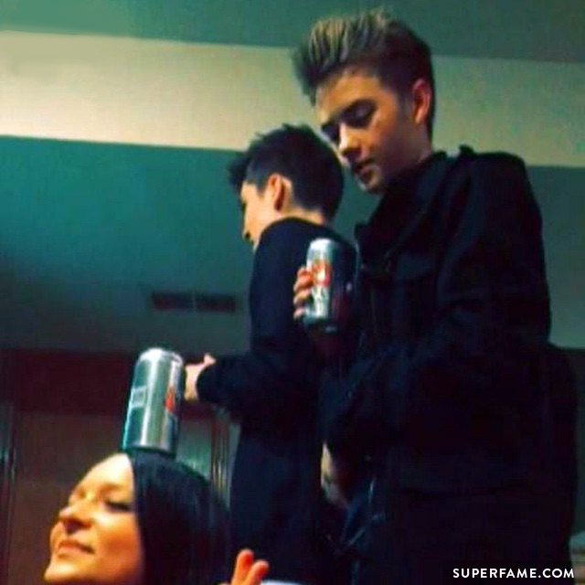 Jack Johnson drinking scandal.