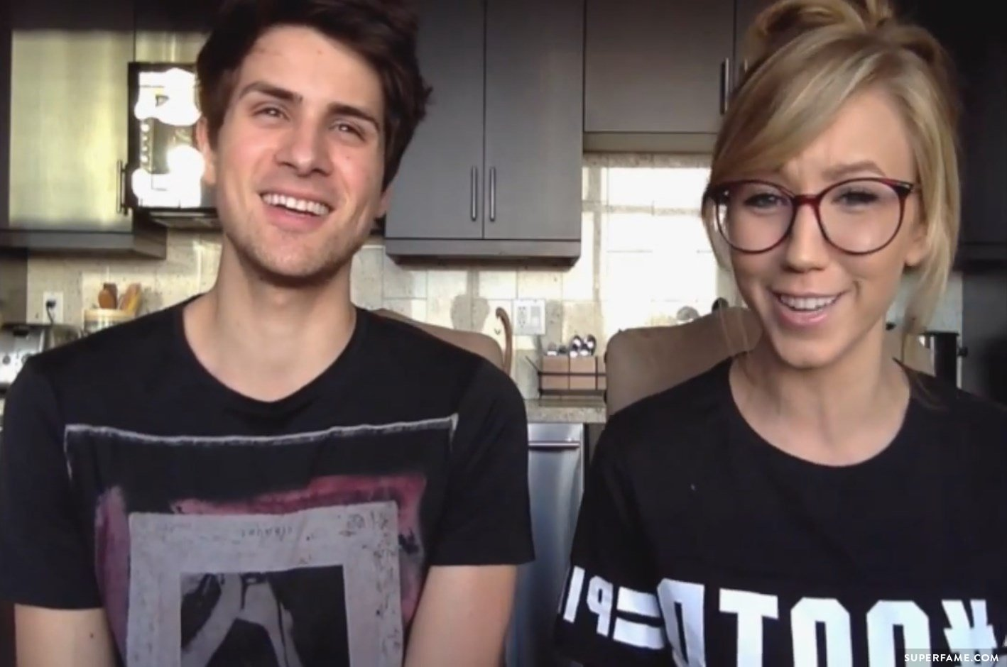 The Wedding Is Off Kalel Kitten Anthony Padilla Break Up In Shocking Video Superfame