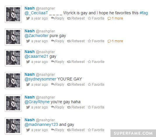 Nash Grier more tweets.