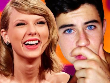 Taylor Swift and Nash Grier.