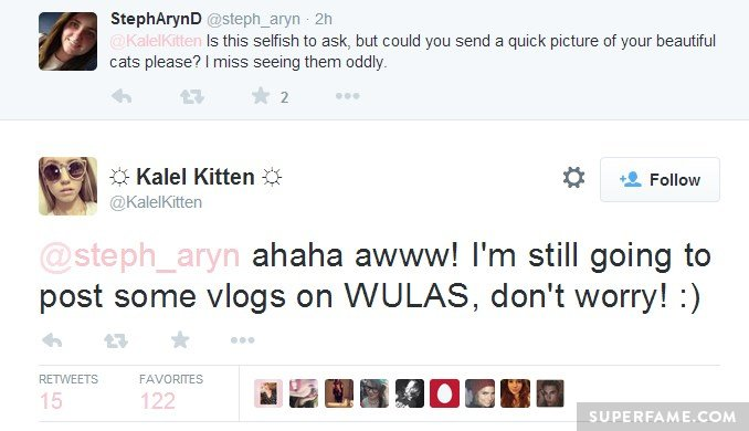 Don't worry about WULAS vlogs.