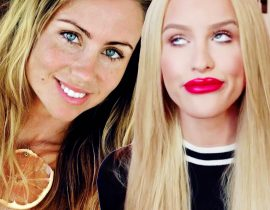 Freelee and Gigi Gorgeous