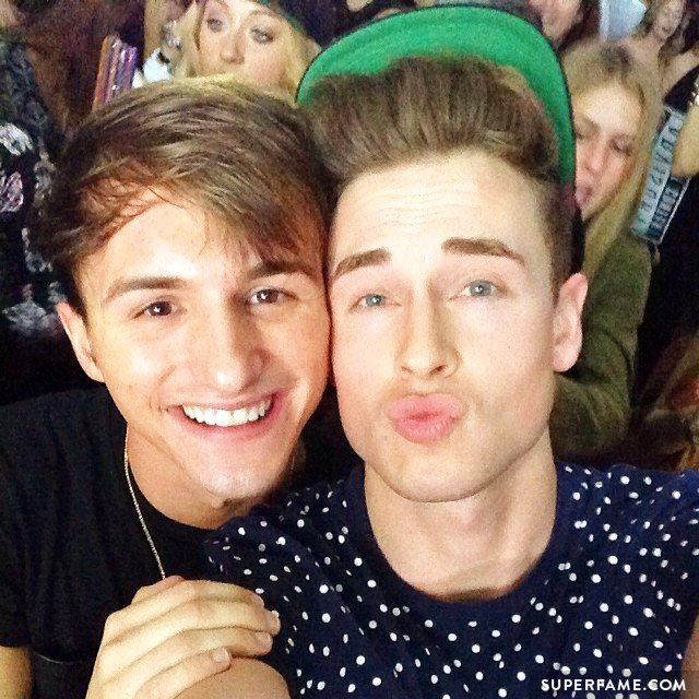 Lucas Cruikshank is gay.