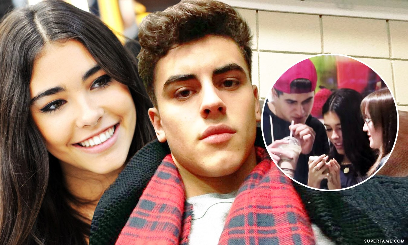 Madison Beer and Jack Gilinsky