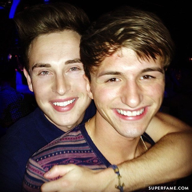 Matthew and Lucas Cruikshank dating.