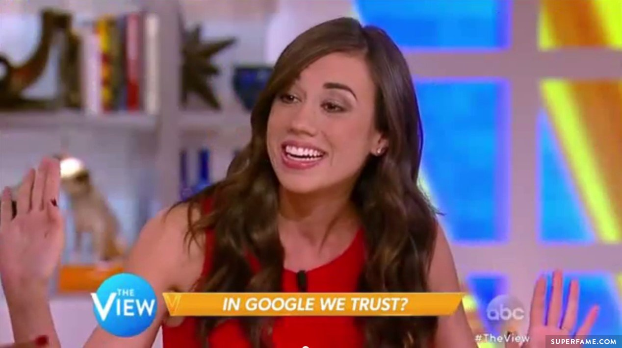 Miranda Sings on The View.