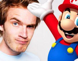 Pewdiepie hates Nintendo.