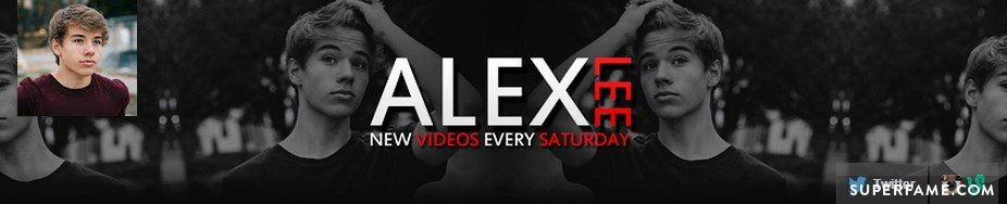 Alex From Target's YouTube header.