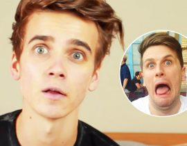 Joe Sugg stirred up controversy.