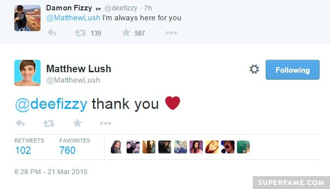 Fizzy is always here.