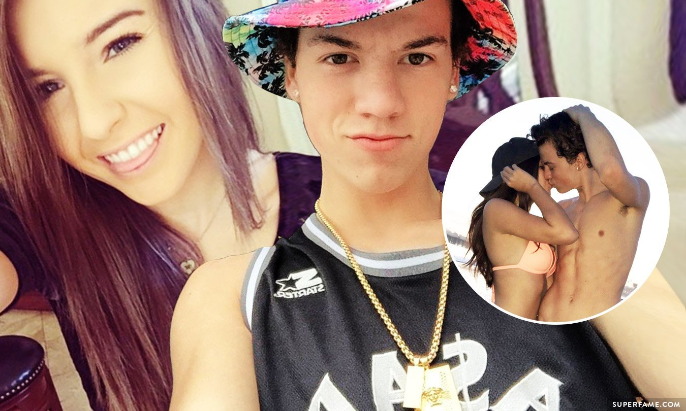 Taylor Alesia and Taylor Caniff