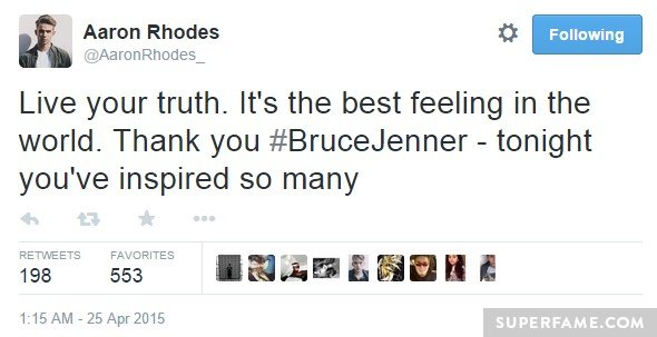 Aaron Rhodes tweeted.