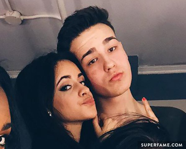 Jacob Whitesides and Camila Cabello in love?