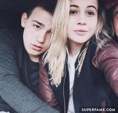 are bea miller and jacob whitesides dating