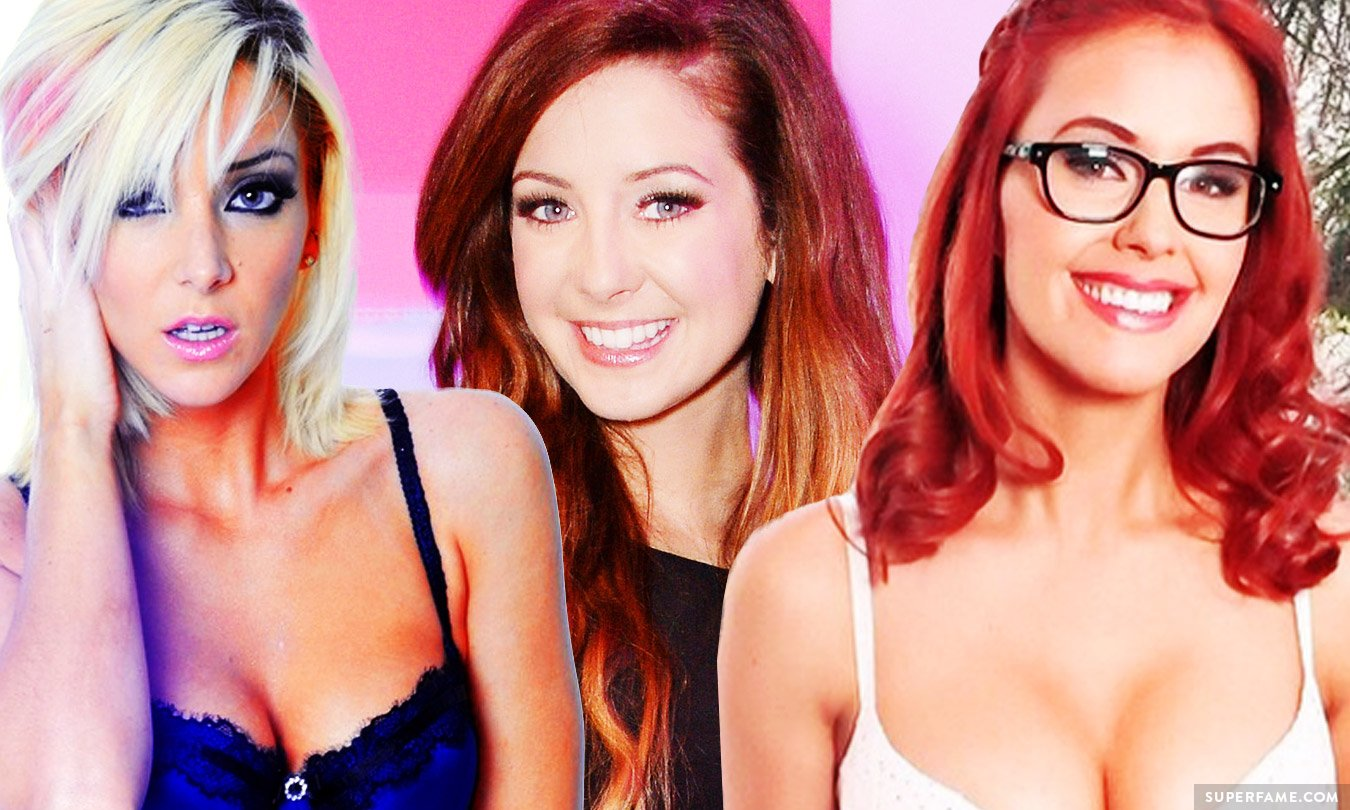 Jenna Marbles, Zoella and Meg Turney battle for to be the world's sexiest woman.