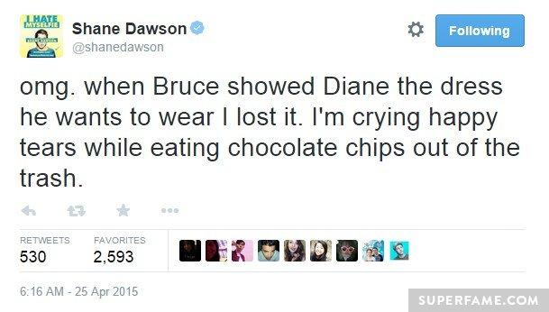 Shane Dawson lost it.