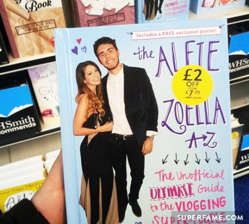 Unofficial Zalfie book.