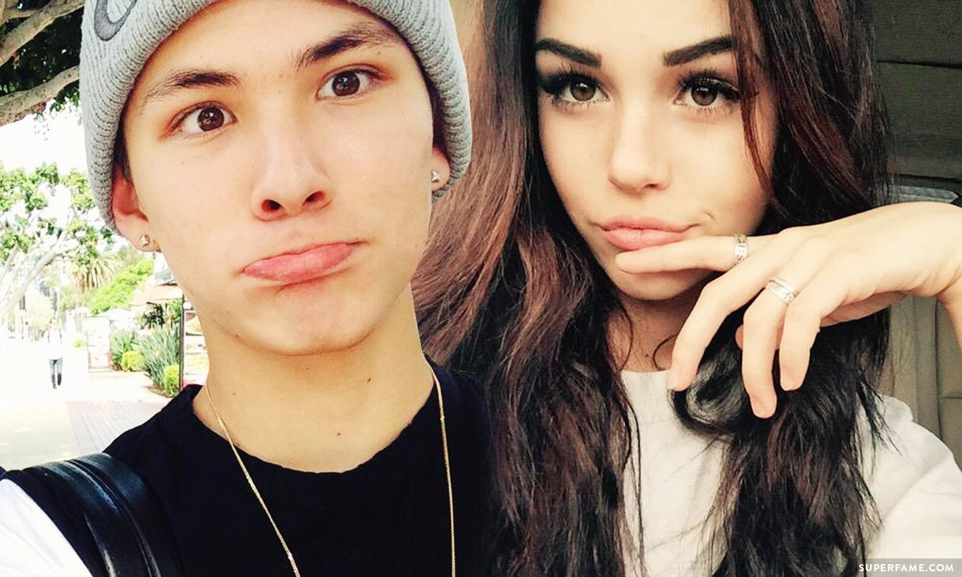 Maggie Lindemann and Carter Reynolds break up again.