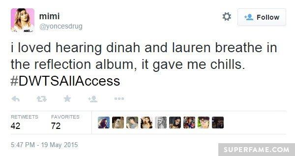 Dinah Lauren.