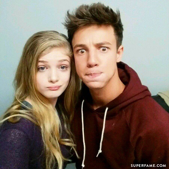 Elena and Cam!
