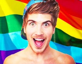 Joey Graceffa is homosexual.