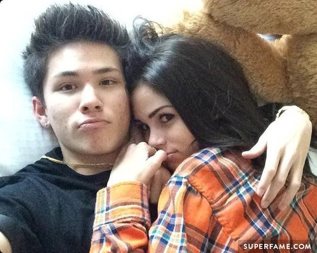 Maggie and Carter.