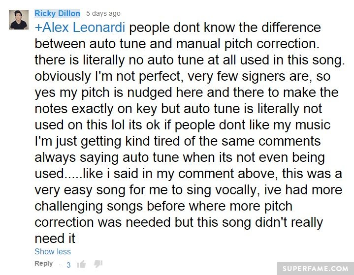 Manual pitch correction!