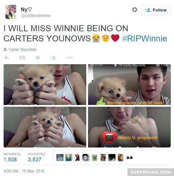 Miss Winnie!