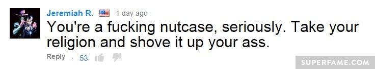 Nutcase!