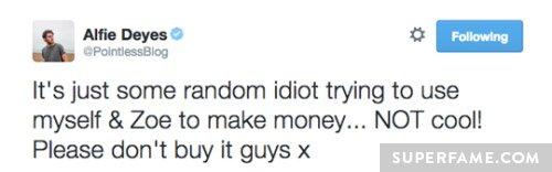 Random idiot.