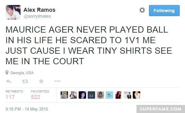 Tiny shirts!