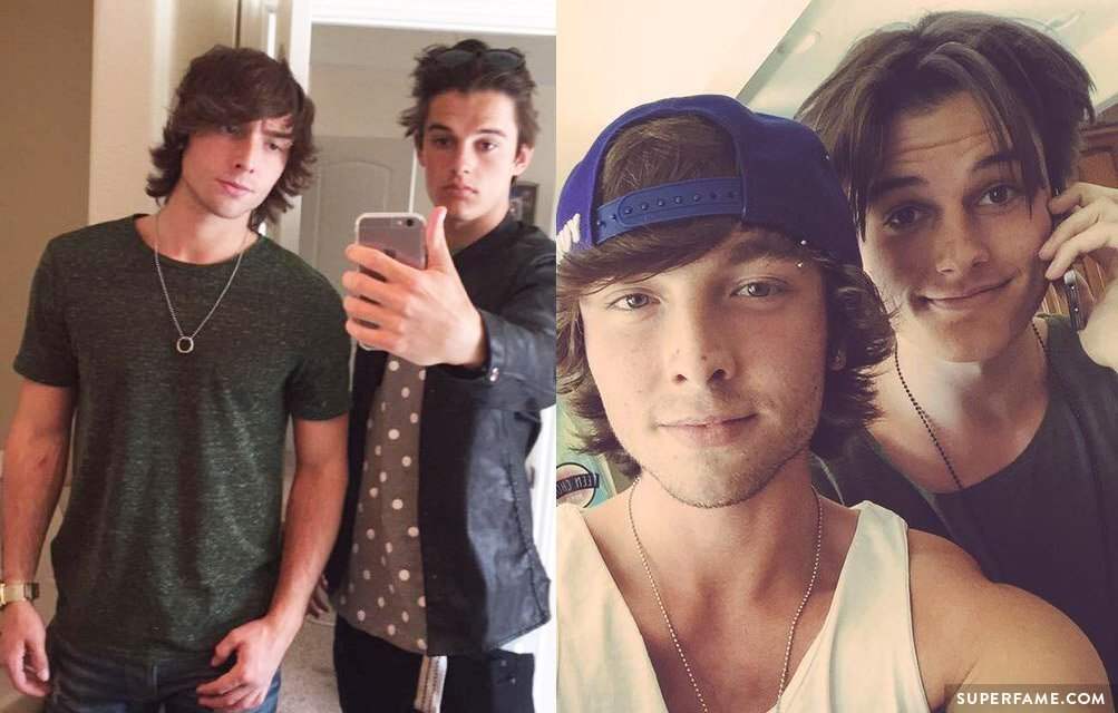 Wesley Stromberg, Kenny Holland and friends.