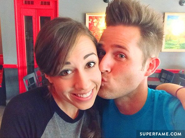 Colleen and Josh.