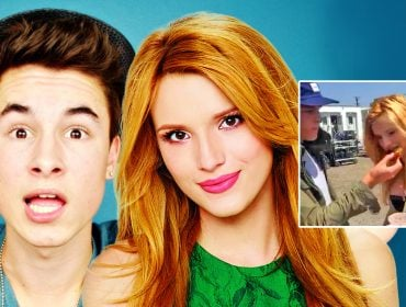 Kian Lawley and Bella Thorne have been having fun.