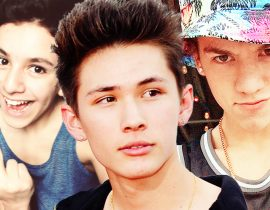Lohanthony, Carter Reynolds and Taylor Caniff.