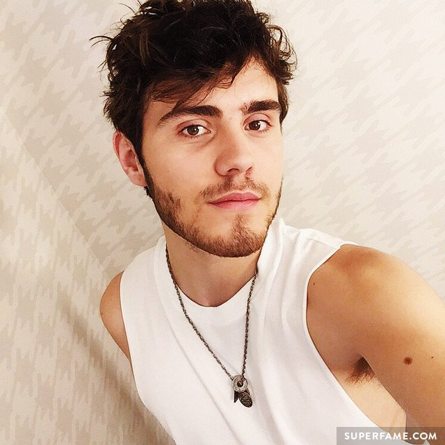 Alfie Deyes defended his friends over Vessel.