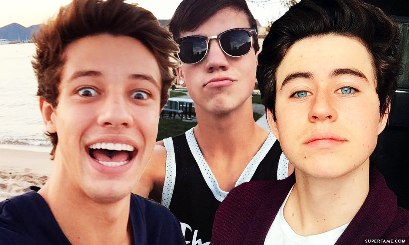 nash dating Nash grier and taylor giavasis made a great effort to keep their relationship private, but fans knew they were dating although they appeared in.