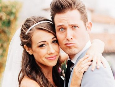 Colleen Ballinger and Joshua David Evans have tied the knot.