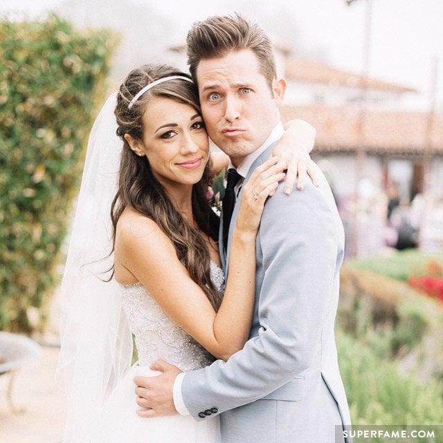 Colleen Ballinger Marries Joshua David Evans in a Shock Wedding