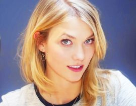 Karlie Kloss on YouTube.
