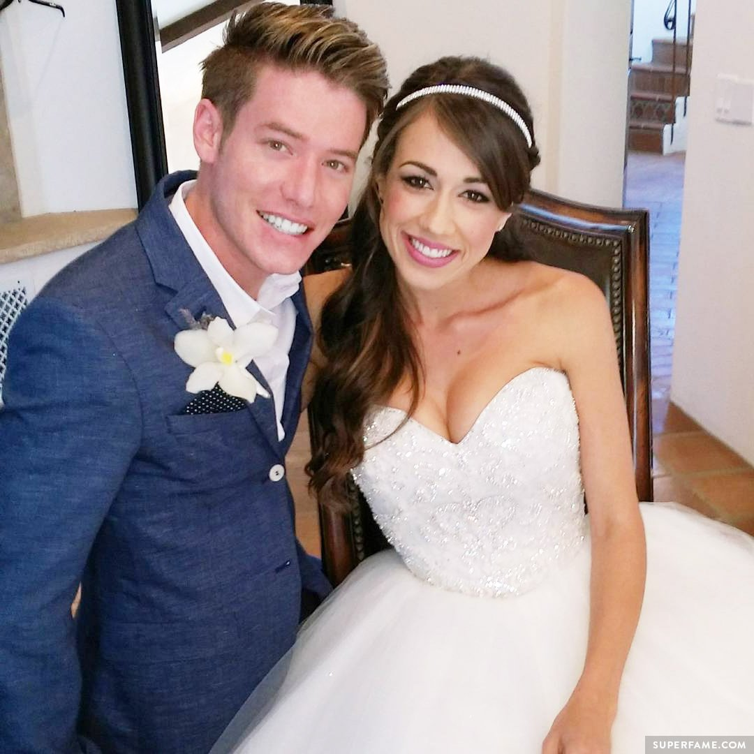 Kory DeSoto and Colleen Ballinger