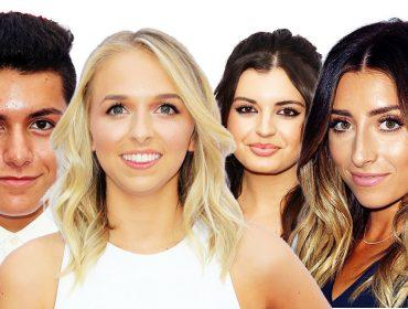 Lohanthony, Jennxpenn, Lauren Elizabeth, Rebecca Black.