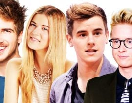 Joey, Connor, Tyler and Meghan.