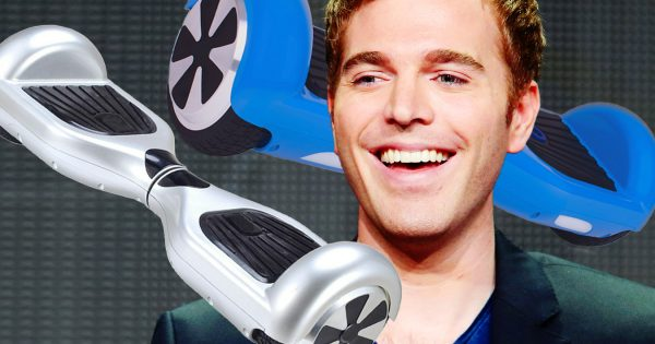 Fans React To Every Youtuber Amp Viner Getting A Quot Hoverboard