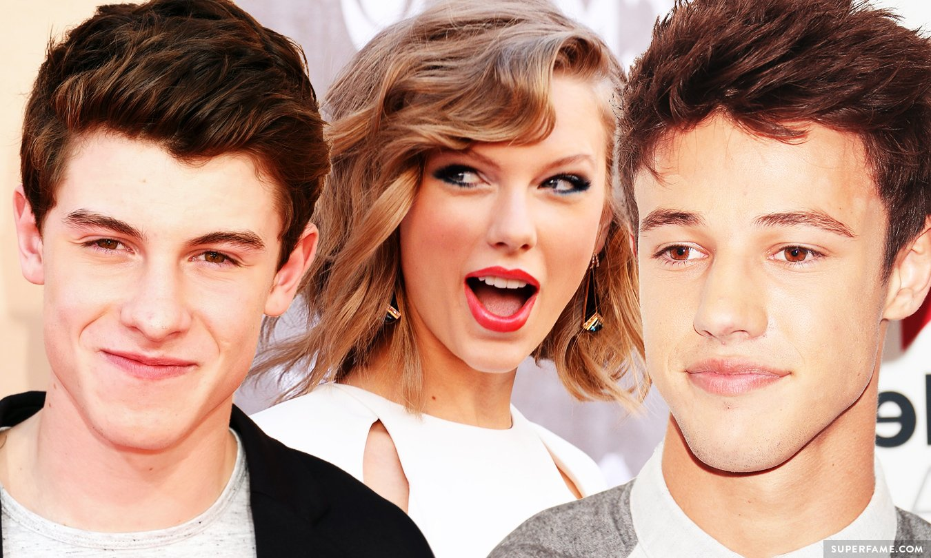 Fans React to Cameron Dallas Calling out Shawn Mendes on a