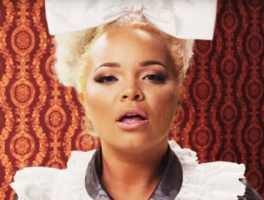 Trisha Paytas has defended herself against racism accusations.