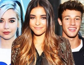 Amanda Steele, Madison Beer and Cameron Dallas.