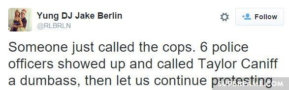 called-cops